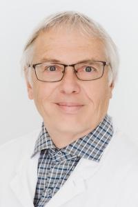 Porträtaufnahme Dr. med. Daniel Marth