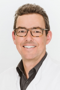 Porträtaufnahme Dr. med. Georg Meffert
