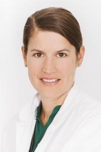 Porträt Dr. med. Sarah Bürki