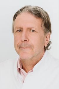 Porträt PD Dr. med. Johannes Eberle