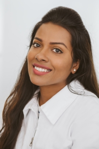 Porträt Kasmini Vasanth
